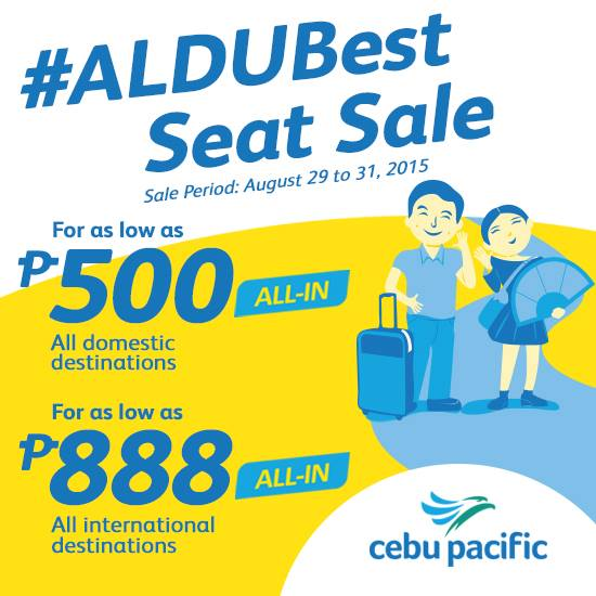 Image source: Cebu Pac Fb page