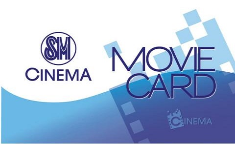 SM Movie Card for 2pax