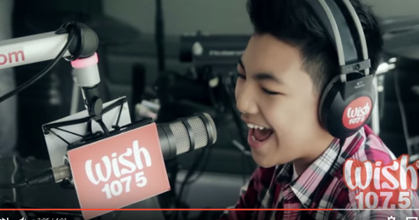Darren Espanto Chandelier(SIA) Cover Goes Viral | 8Share Philippines